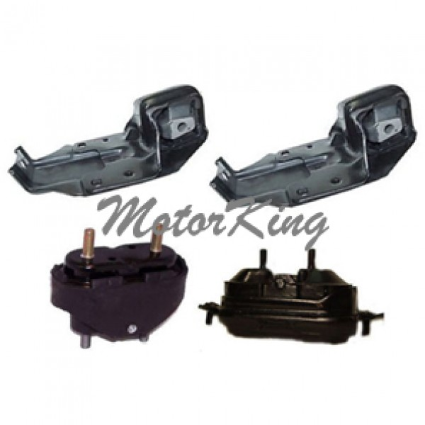 Motor /& Trans Mount Set 4PCS for 97-04 Buick Regal Centery 3.1L 3.8L for Auto