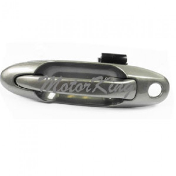 Front R Outside Door Handle Silver Metallic 1D6 B4033 For Toyota Tundra Sequoia