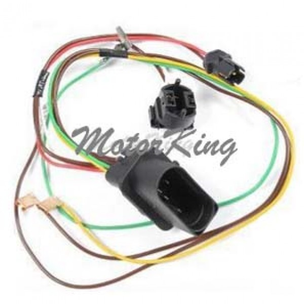Fantastic 01 05 Vw Passat Front Left Headlight Head Lamp Wiring Harness Wiring 101 Cranwise Assnl