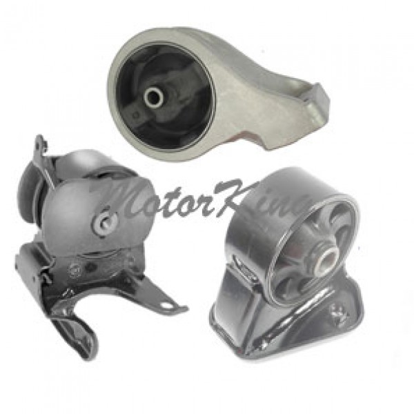 Engine Motor /& Trans Mount 3PCS 7124 7113 6199 For Hyundai Santa Fe 2.4L 2.7L