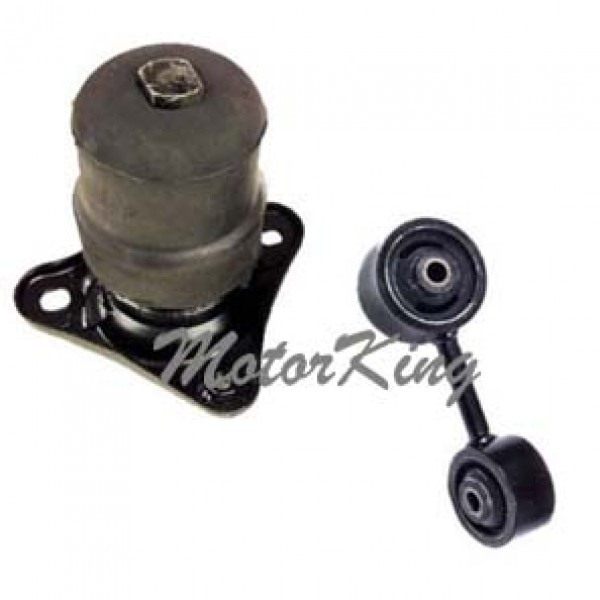 92-96 toyota camry 2.2l engine motor mount set 2pcs 6235 6277 m219 - camry  - toyota  www.motor-king.com