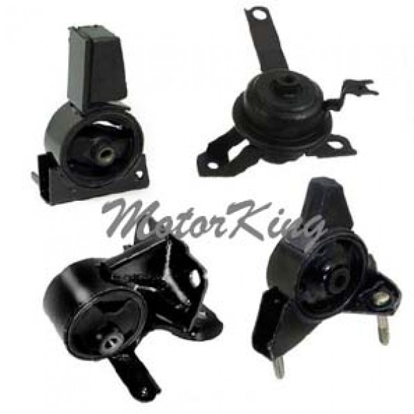 For 98-02 Toyota Corolla Chevrolet Prizm 1.8L Rear Engine Motor Mount AT Trans