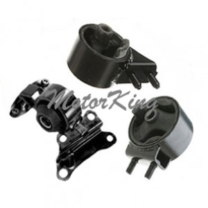 For 90-94 Mazda 323 MX3 1.6 1.8L MT Engine Motor Mounts Set 3 2648 2650 2651 M335