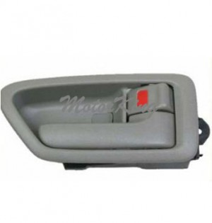 97-01 Toyota Camry Right Inside Door Handle Sage #B553