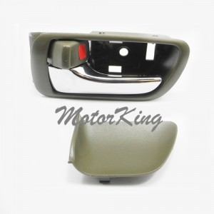02-04 Toyota Camry Inside Door Handle DK. Chocolate/ Black Left #B554