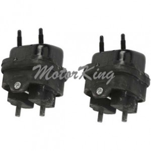 Anchor New Set of 2PCs Engine Motor Mount For Cadillac DeVille Eldorado
