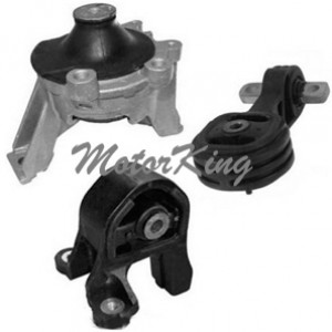 Engine /& Trans Motor Mount For 07-11 Honda CR-V 2.4L Set 4PCS Auto Trans M370