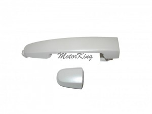 Rear Outside Door Handle W/O Keyhole For 2001-2013 Pontiac Scion Toyota Camry Corolla RAV4 tC xA xB Blizzard Pearl 070