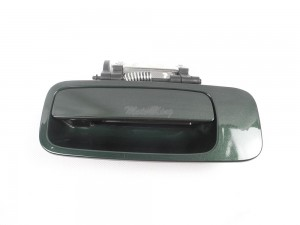 MotorKing B4065 Rear Left Outside Door Handle 6R1 Woodland Pearl (Fits for 00-04 Toyota Avalon)