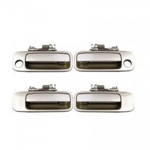 For 97-01 Toyota Camry Outside Door Handle BEIGE 4M9 Set 4 DH78