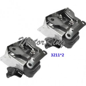 For Cadillac Escalade Chevrolet Engine Mount Pair Front Left & Right 3211*2 M1196