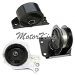 For 95-99 Sebring Avenger Eclipse Talon 2.0L Manual Engine Motor Mount 3PCS 6657 4601 6662 M1216