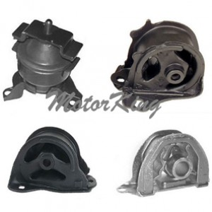 1998-2001 Honda CR-V Engine & Trans Motor Mount Set 4pcs 6576 6556 6506 6526 M530