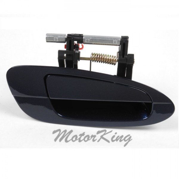 Motorking Door Handle For 02 06 Nissan Altima Outside Rear Right Bw9