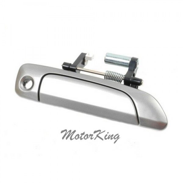 MotorKing B3914 01-05 HONDA CIVIC Outside Door Handle Front Right NH623M Satin Silver